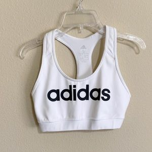 Adidas Bra Top/ Size small